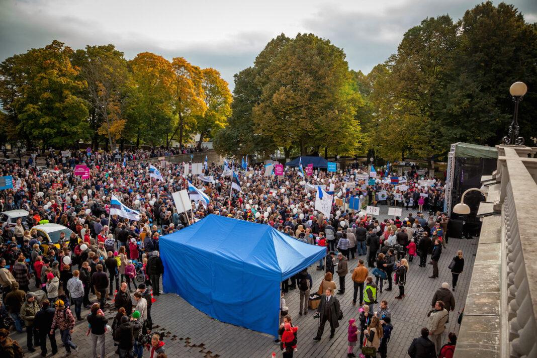 SAPTK meeleavaldus Toompeal