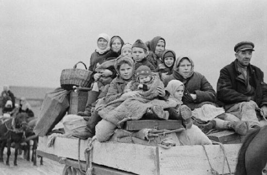 Nii põgeneti Eestist 1944. aastal