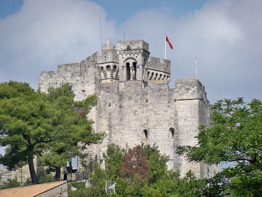 Château de Beaucaire. Foto: Véronique Pagnier; Wikimedia Commons