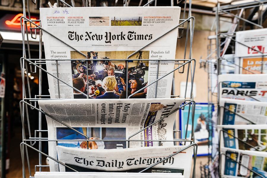 Kommentaar: New York Times tegi ülemkohtunikku rünnates endast taas pärameedia