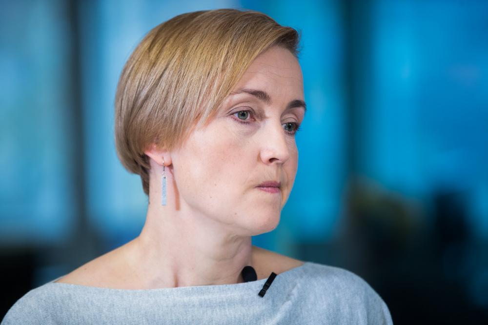 Kristina Kallas aastal 2016: Eesti riigi ülesandeks ei peaks olema eestlaste heaolu tagamine