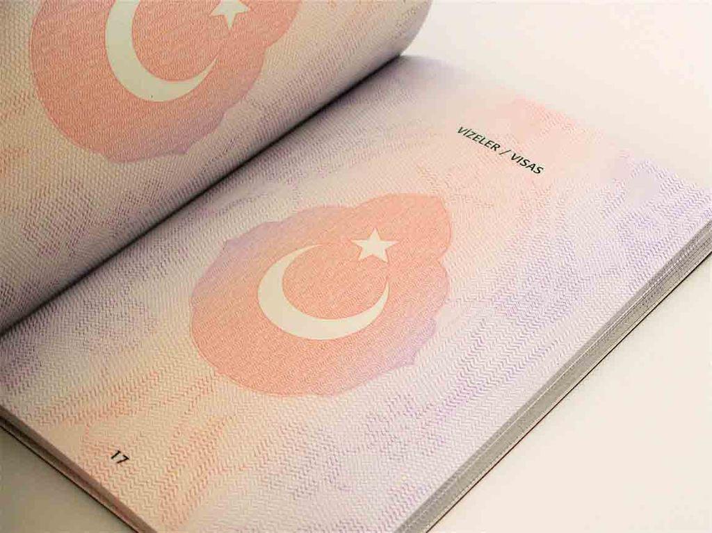 Euroopas levivad võltsitud Türgi passid
