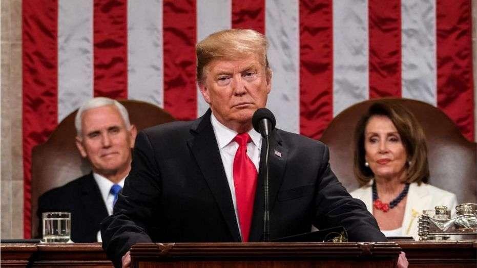 President Trump aastakõnes: ehitagem kultuuri, mis rajaneb austusel inimelu vastu