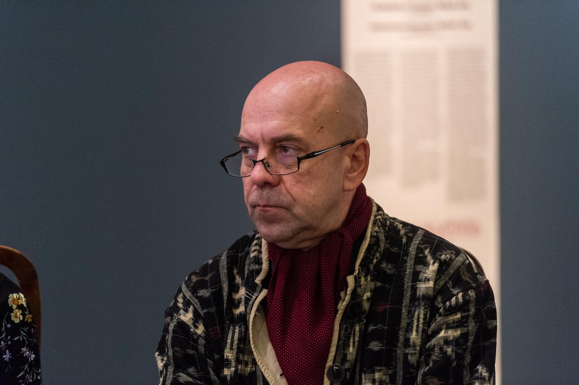 Kunstnik Peeter Laurits kinnitas, et sõimas Peeter Ernitsat natsiks