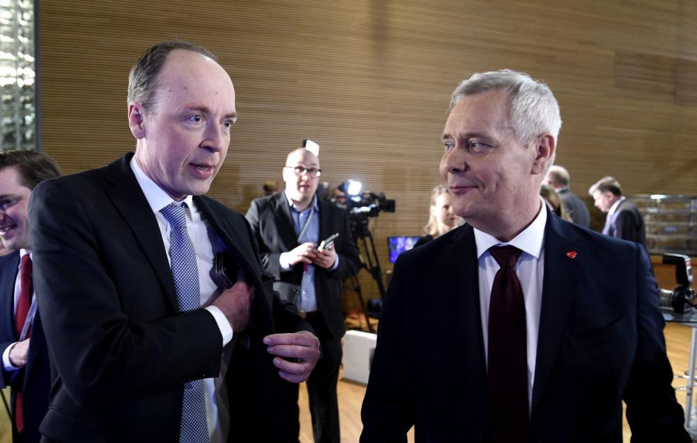Kommentaar: Soome parlamendivalimistel tõusid põlissoomlased sotsialistide kannule