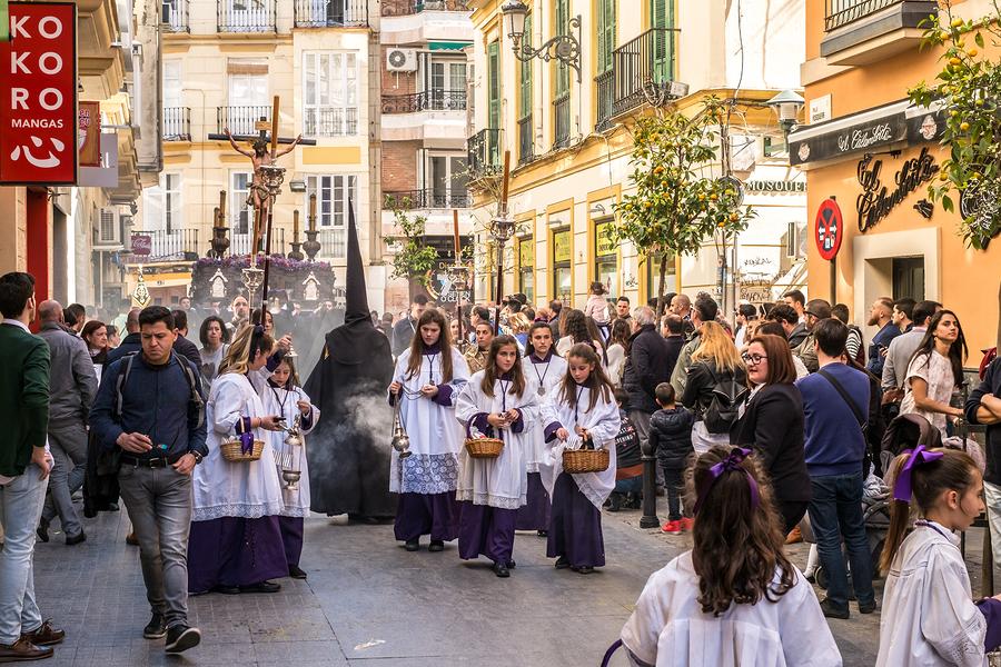 Hispaania politsei vahistas Püha Nädala protsessiooni rünnata plaaninud üliõpilase