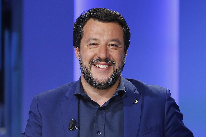 Matteo Salvini Põhjaliiga võib tõusta europarlamendi suurimaks parteiks