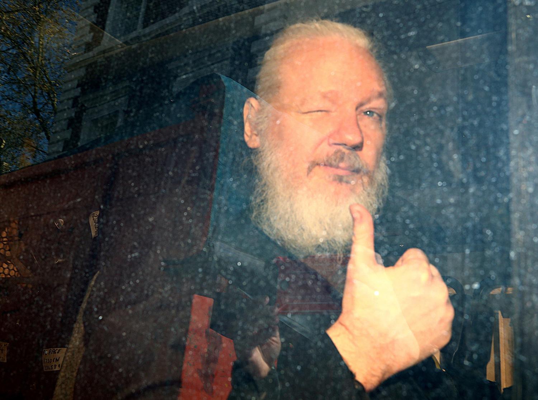 USA esitas Assange'i vastu 17 uut süüdistust