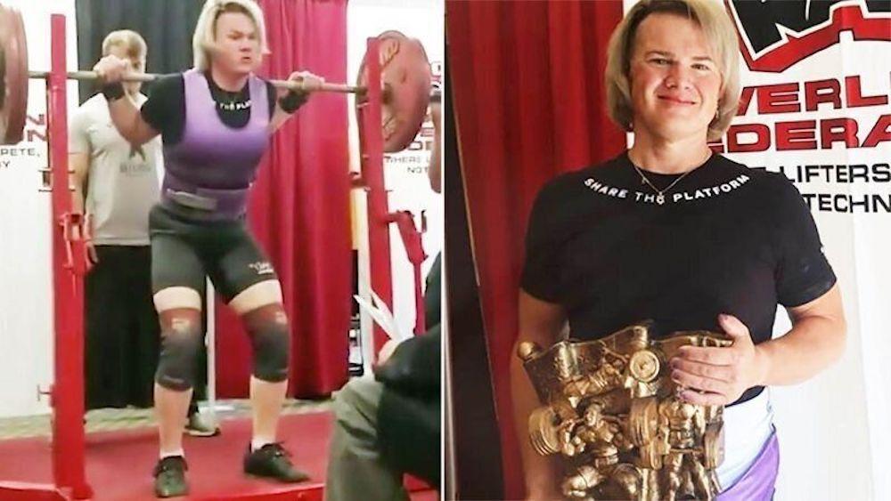 """Naistega mehemoodi võistelnud """"transsooliselt"""" tõstjalt võeti ära püstitatud maailmarekordid"""