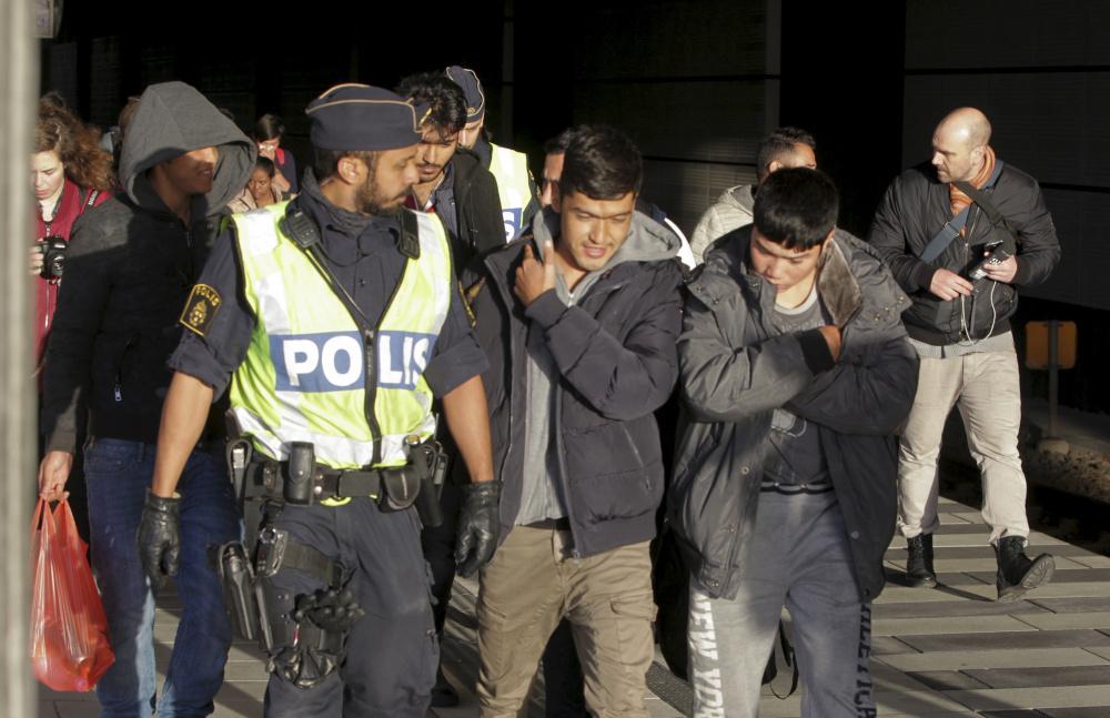 """90 protsenti Rootsi """"alaealistest"""" Maroko migrantidest on tegelikult täiskasvanud"""