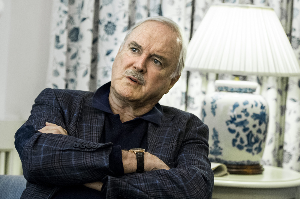 Vanameister John Cleese: London pole enam Inglise linn