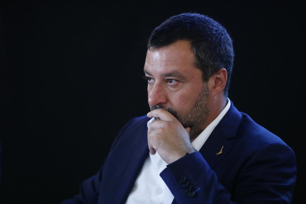 Salvini soovib korraldada Itaalias ennetähtaegsed valimised