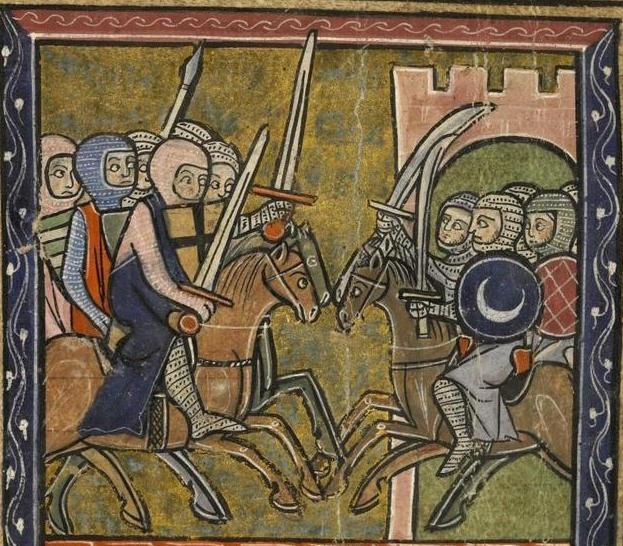 Unustatud ajalugu: islami invasioon Alpidesse
