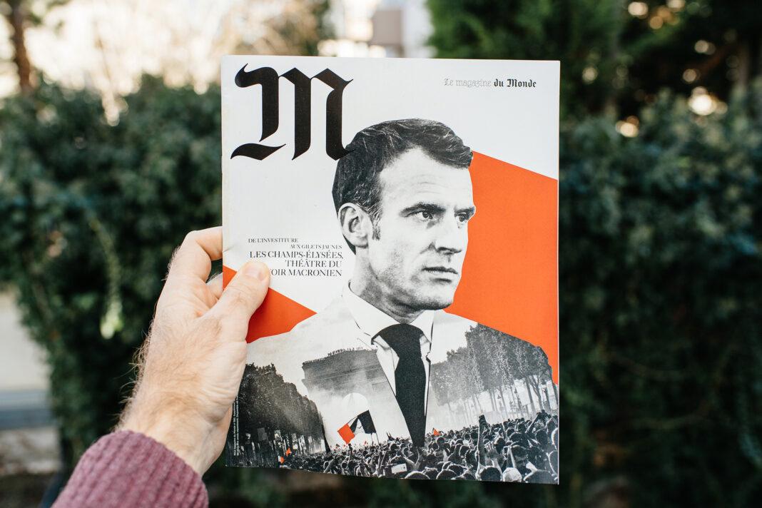 Le Monde Macron