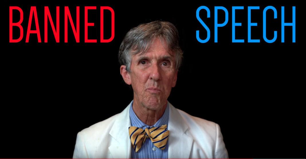 Jones-banned-speech
