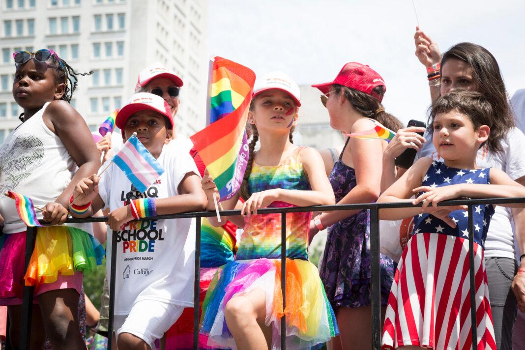 Lapsed Pride paraadil
