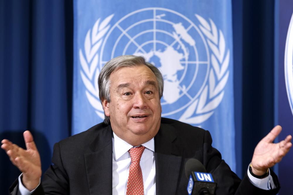 ÜRO-l võib mõne nädalaga raha otsa saada
