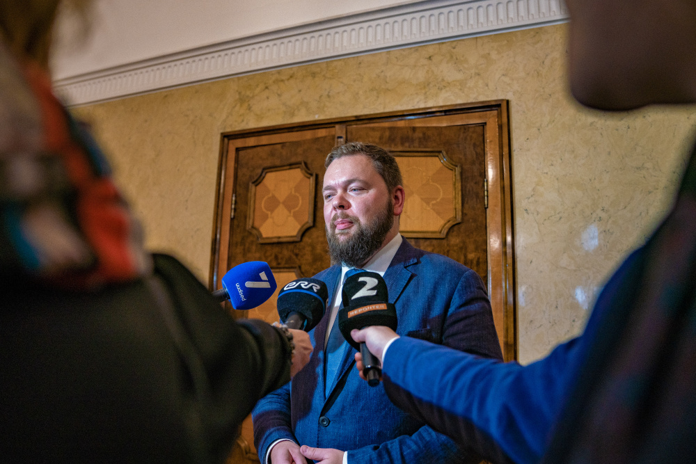 Uus EKRE minister: konservatiivsuse ja liberaalsuse sildid on kaotanud igasuguse tähenduse