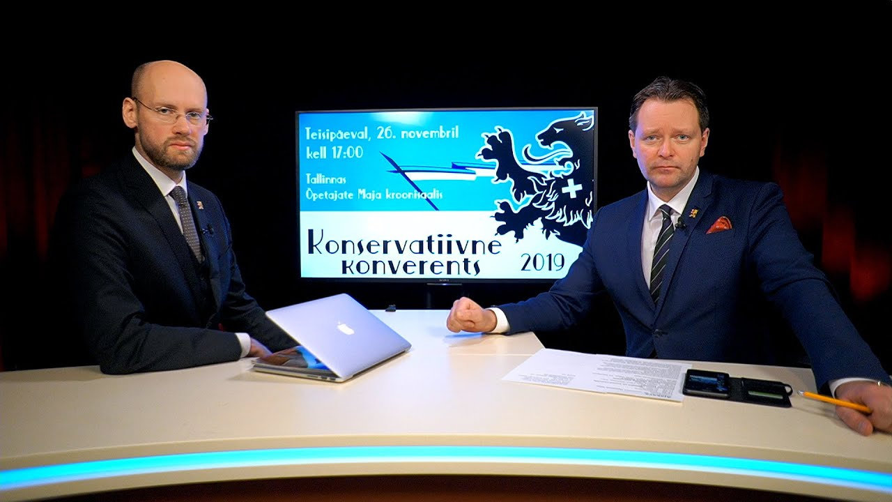 Fookuses: tuleval nädalal toimuval konverentsil otsime vastust küsimusele konservatiivsuse tähendusest
