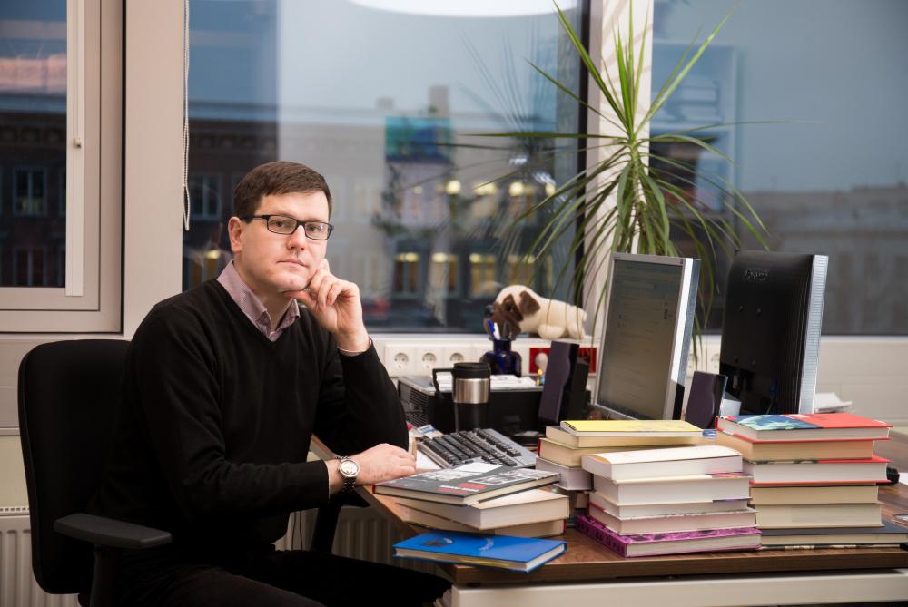 Peeter Helme: ajakirjandusvabadust ohustab ajakirjanike vasakliberaalne tsunft