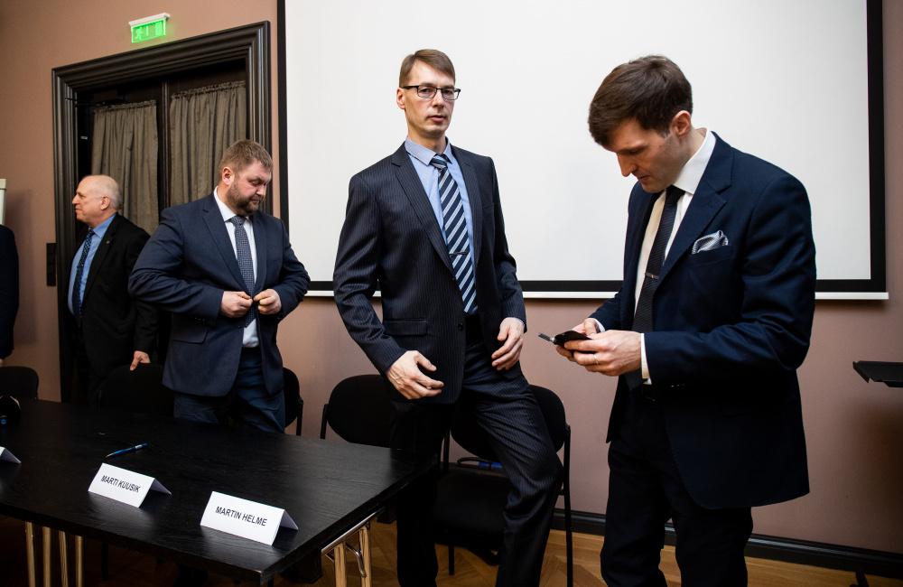 Järvik ja Helme juhivad tähelepanu poliitikute pealtkuulamisele