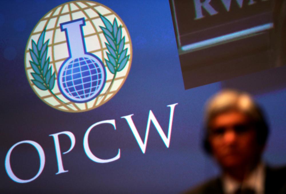 ÜRO Keemiarelvade Keelustamise Organisatsiooni erapooletuse kahtluse alla seadnud e-kiri